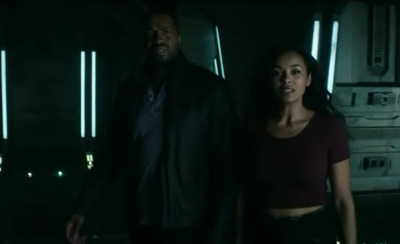 Dark Matter S2x10 Six and Nyx find Two