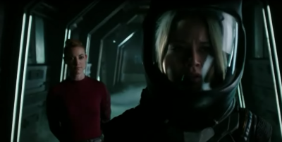 Dark Matter S2x10 simulated Android tells Two you cannot fly the ship without the computer
