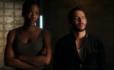 Dark Matter S3x04 You are not going to remember telling me