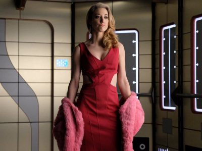 S3x05 The Android as the Lady in Red