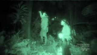 Destination Truth S5x03 Katy Richie EVP 30