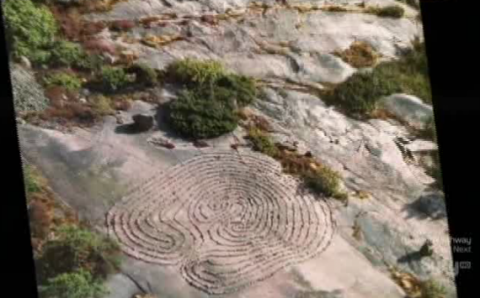 Destination Truth S5x6 Air View of Labyrinth