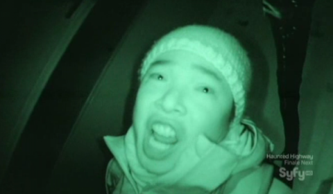 Destination Truth S5x6 Richie Scared