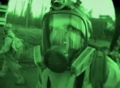 Destination Truth S3x4 Josh Gates at Chernobyl Site