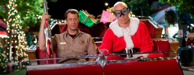 Eureka S4x21 Holiday photo Colin-Ferguson and Matt Frewer