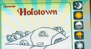Eureka S4x21 - Holotown software affects