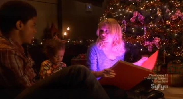 Eureka S4x21 - It is all in the Christmas gift