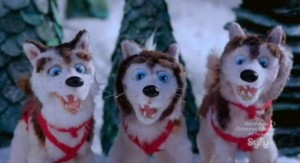 Eureka S4x21 - The other sled doggies