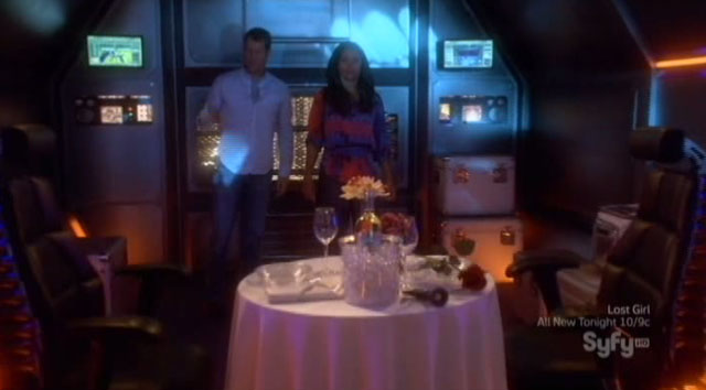 Eureka S508 - In Too Deep - Romantic Meal