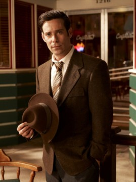 EUREKA -- Season:4 James Callis as Dr. Grant -- Photo by: Art Streiber/Syfy