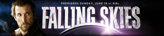 Falling Skies Banner - Click to learn more at TNT!