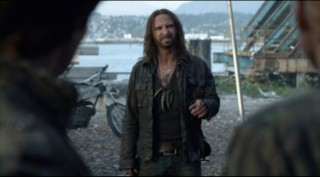 Falling Skies S2x01 Confrontation with Pope
