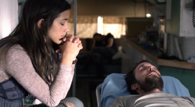 Falling Skies S2x01 Lourdes and Tom