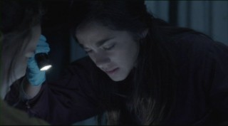 Falling Skies S2x01 Seychelle Gabriel as Lourdes