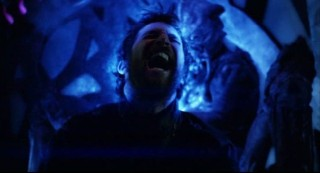 Falling Skies S2x01 Tom getting shocked