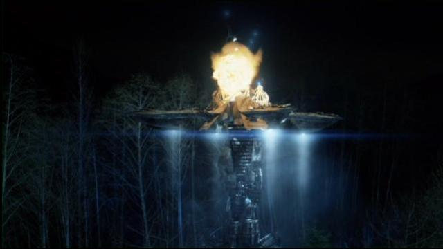 Falling Skies S2x02 Blowing up array