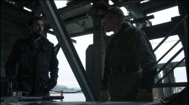 Falling Skies S2x02 Weaver and Masson