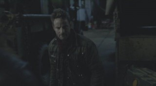 Falling Skies S2x03 - Ryan Robbins as Tector
