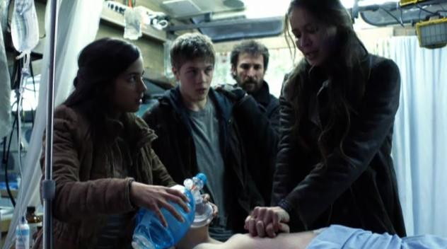 FallingSkies S2x03 - The death of Jimmy