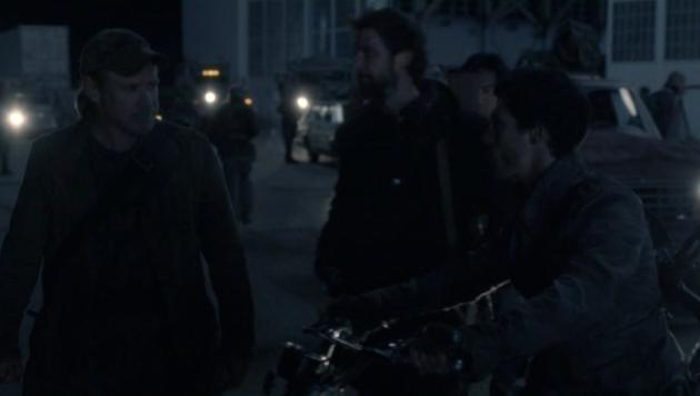 Falling Skies S2x03  - We are pulling out