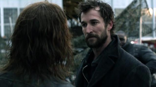 FallingSkies S2x03 - Tom threatens to beat the dickens out of Pope!