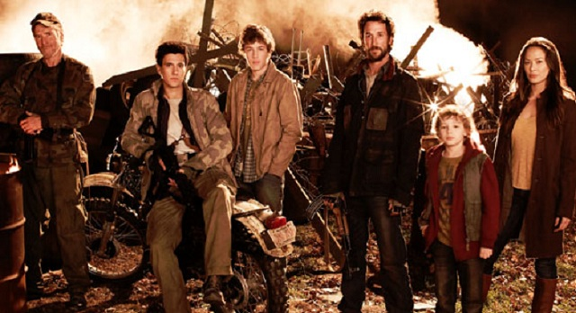 "Falling Skies: Mutiny and Eight Hours ""We Have Only Begun The Fight"""