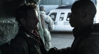 Falling Skies S2x03 - Anthony says goodbye to Tector
