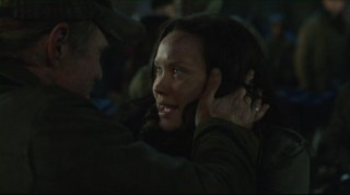 Falling Skies S2x04 - Jeene forgives her Dad Papa Bear Captain Weaver