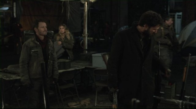 Falling Skies  S2x04 - Planning the mission