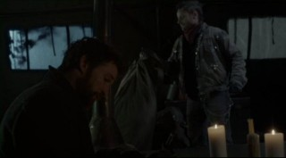 Falling Skies S2x04 - Tom decides to reassigns Tector to sniper duty asfter doing the laundry