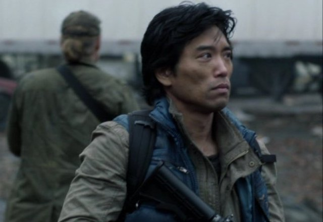 Falling Skies S2x05 - Fan favorite Peter Shinkoda as Dai