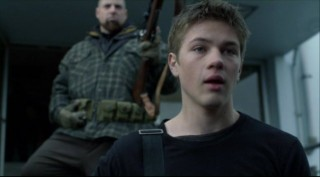 Falling Skies S2x06 - Connor Jessup as Ben Mason has tough choices to make