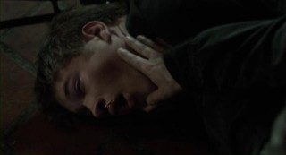 Falling Skies S2x07 Ben bleeding 26