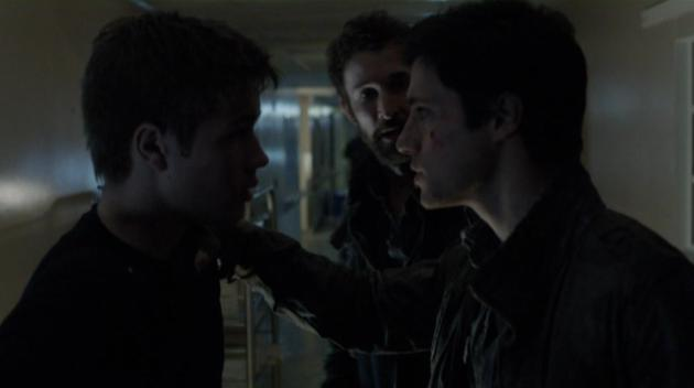 Falling Skies S2x07 Ben,Hal,Tom blame 8