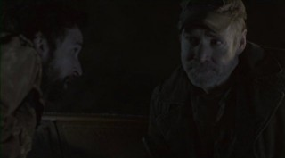 Falling Skies S2x07 - Weaver tells Tom Ben cannot be trusted