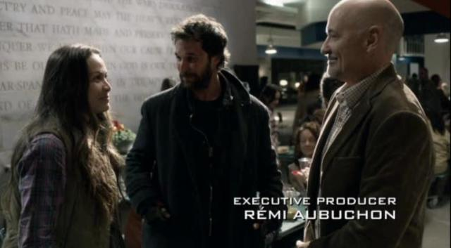 Falling Skies S2 X09 Tom and Anne meet the leader