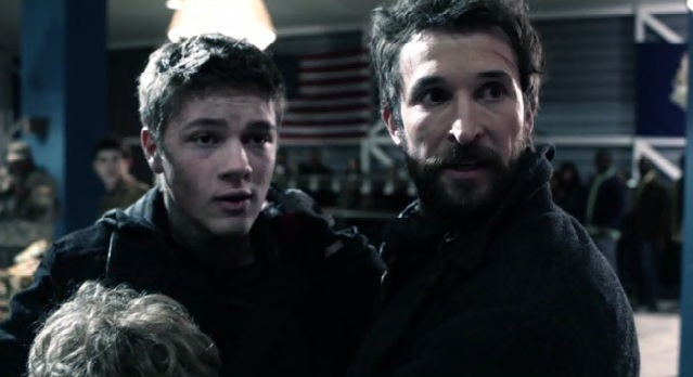 Falling Skies S2 x 10 Ben, Tom and Matt