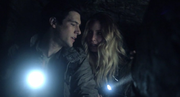 Falling Skies S2 x 10 Margaret and Hal