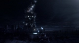 Falling Skies S2 x 10 Mech and the new weapon