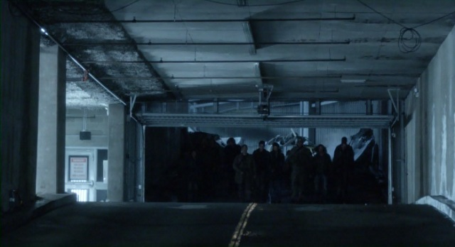 Falling Skies S2 x 10 Second Mass returning to Charleston