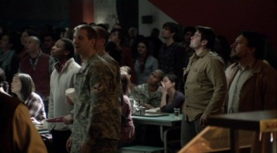 Falling Skies S2x09 - Seemingly perfect society in Charleston