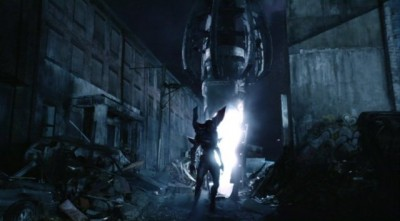 Falling Skies S2x10 - A new alien arrives