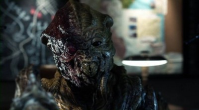 Falling Skies S2x10 - Rebel Skitter leader RedEye