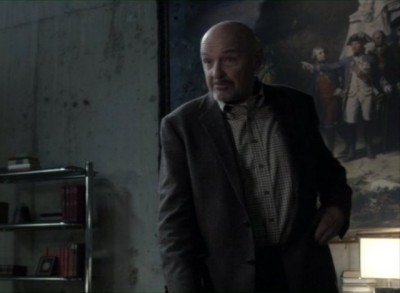 Falling Skies S2x10 - Terry O'Quinn as Doctor Arthur Manchester