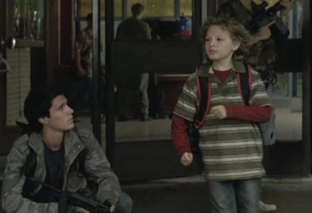 Falling Skies: Grace – Kids Need School for Skitters!