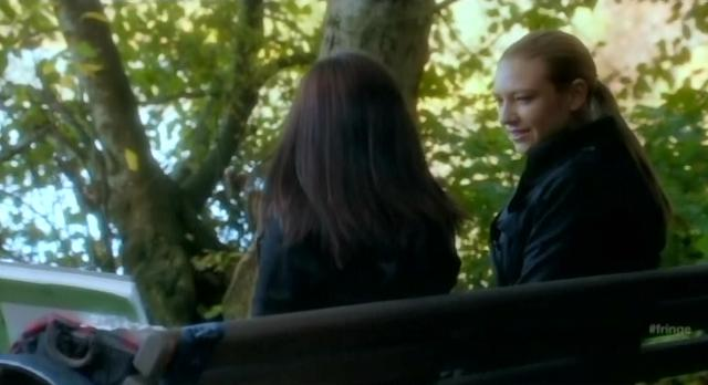 Fringe S4x10 Olivia Dunham with Emily