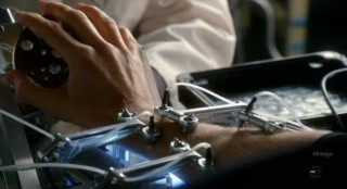 Fringe S4x12 - The biomechanical device