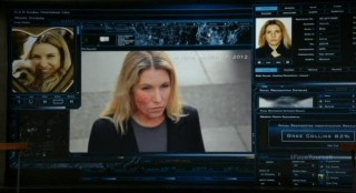 Fringe S4x17 - Alt-Astrid finds the facial recognition match