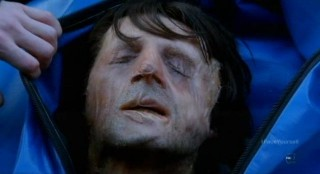 Fringe S4x17 - Tim Guinee will become Canaan