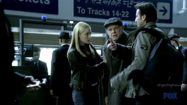 "Fringe S4x19 - Walter calls an Observer ""Monsters*"